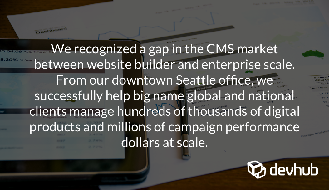 The One CMS Philosophy Difference, Part 1