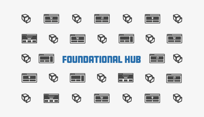 foundational hub web experience