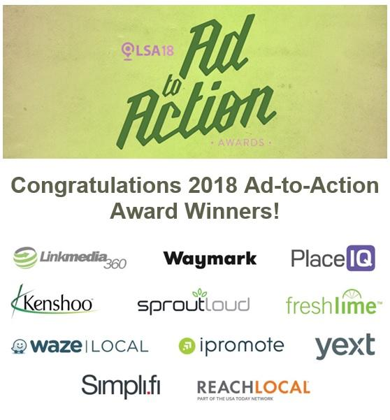 2018 Ad-to-Action Award Winners!