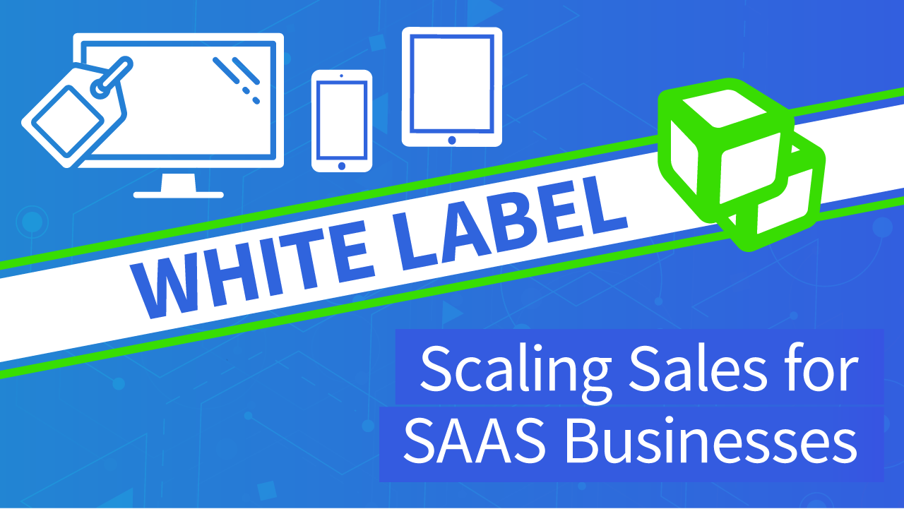 White Label Technology | Scaling SAAS Sales Team and Process - Part 2 | DevHub (transcribed)